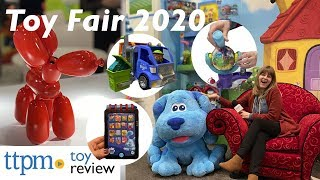 Coolest Toys at Toy Fair 2020 - Blue's Clues & You, Blume, Ryan's World, Blippi, Collins Key & More