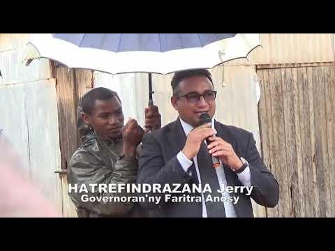 GOVERNORAN'NY FARITRA ANOSY : FITOKANANA FOTO-DRAFITR'ASA IVO TOERANA FITEHIRIZANA VOKATRA