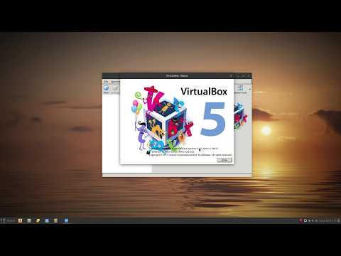 Virtualbox has now been added to the Solus repositories, So now its