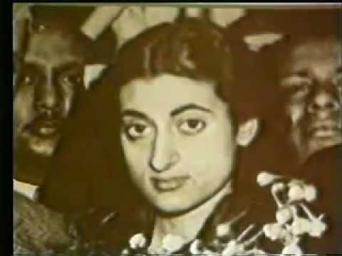 The life of Indira Gandhi - Indira Priyadarshini