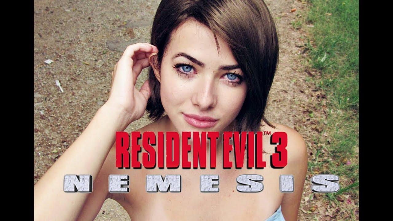 Jill Valentine Cosplay Resident Evil 3 Nemesis Youtube