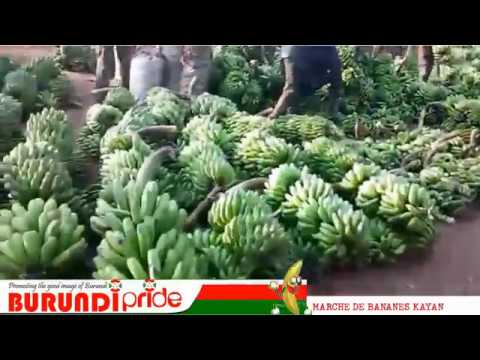THIS IS KAYANZA BANANA MARKET | DISCOVERED BY BURUNDI🇧🇮PRIDE