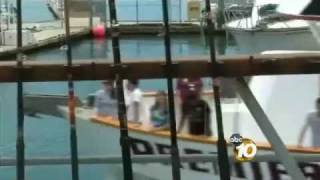 Mexican Navy Increases Patrols Off Calif Coast San Diego News Story KGTV San Diego