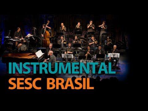 Nelson Ayres Big Band | Programa Instrumental Sesc Brasil