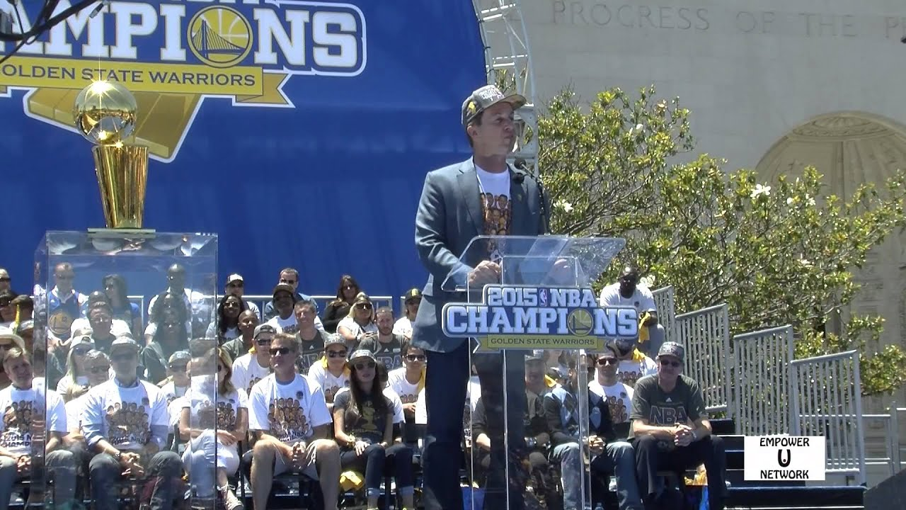 Warriors parade: What you need to know