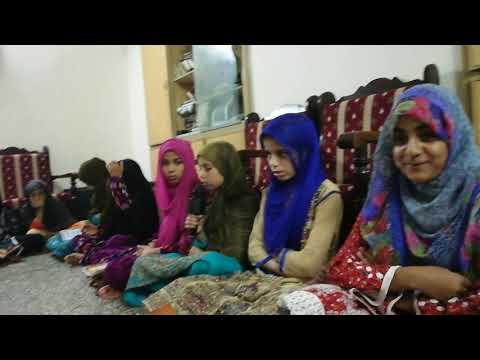 Live Students Class  Abiha noor  2020
