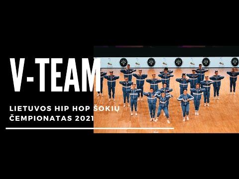 Gatvės šokiai Kaune | Me Gusta V-Team | Lietuvos Hip Hop čempionatas 2021