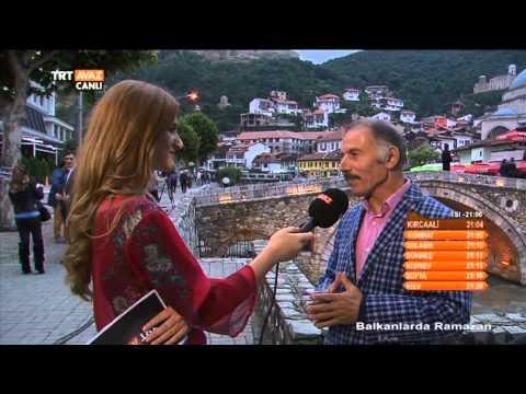 Kosova / Prizren - Balkanlarda Ramazan - TRT Avaz