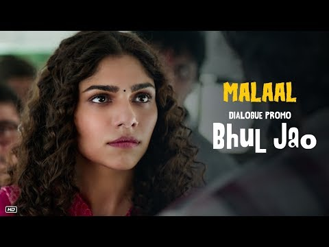 Malaal: Bhul Jao (Dialogue Promo 2) | Sharmin Segal | Meezaan | 5th July 2019