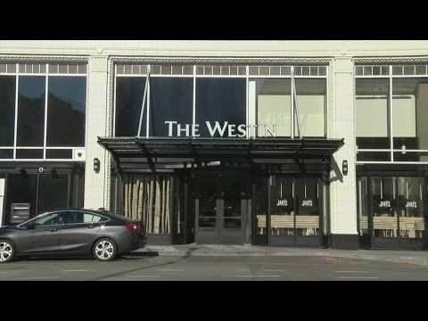 Upscale Westin Buffalo hotel officially opens its doors