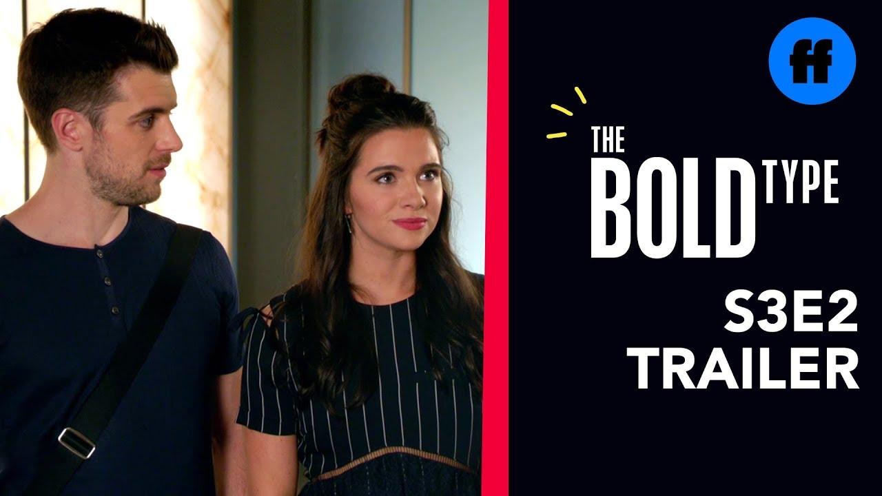The Bold Type | Season 3, Episode 2 Trailer | Jane & Pinstripe's Romantic  Assignment