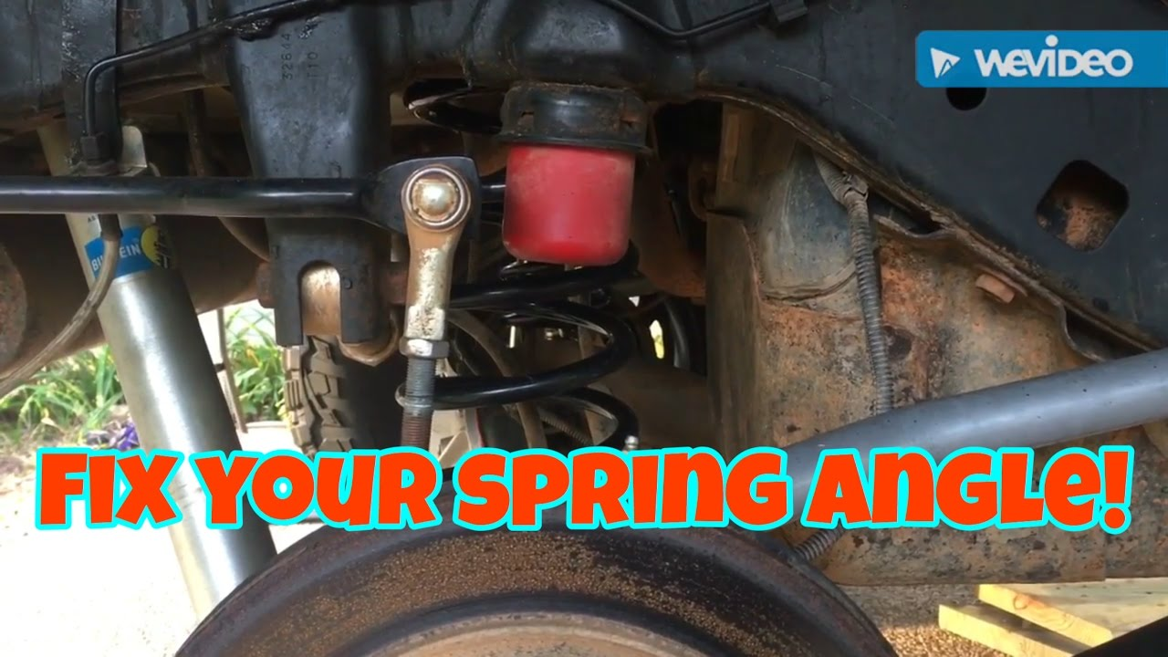 Coil Spring Jeep Wrangler Co...