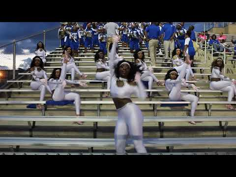 """Big Balling"" Mckinley High School Band& Pantherettes 2018"