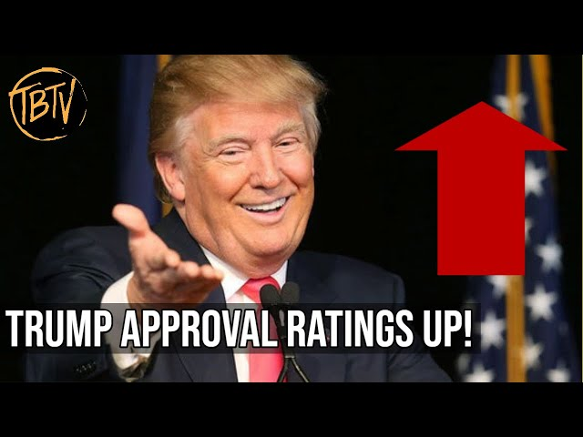 Trump Approval Ratings Boosted By Health Crisis | Tim Black
