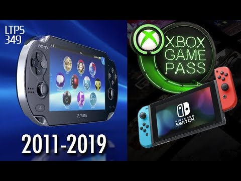 PS Vita Production Over  Xbox Game Pass on Switch  Dreams Early Access  -  [LTPS #349]