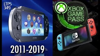 PS Vita Production Over. Xbox Game Pass on Switch. Dreams Early Access. - [LTPS #349]