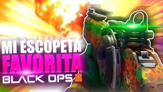 ¡REPARTIENDO CON MI ESCOPETA FAVORITA Y ACTUALIZACION DE ARMAS! - BLACK OPS 3