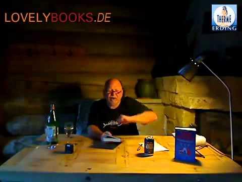 """Bernd Gieseking liest aus 'Finne dich selbst!"""" - Sauna-Lesung von LovelyBooks.de"""