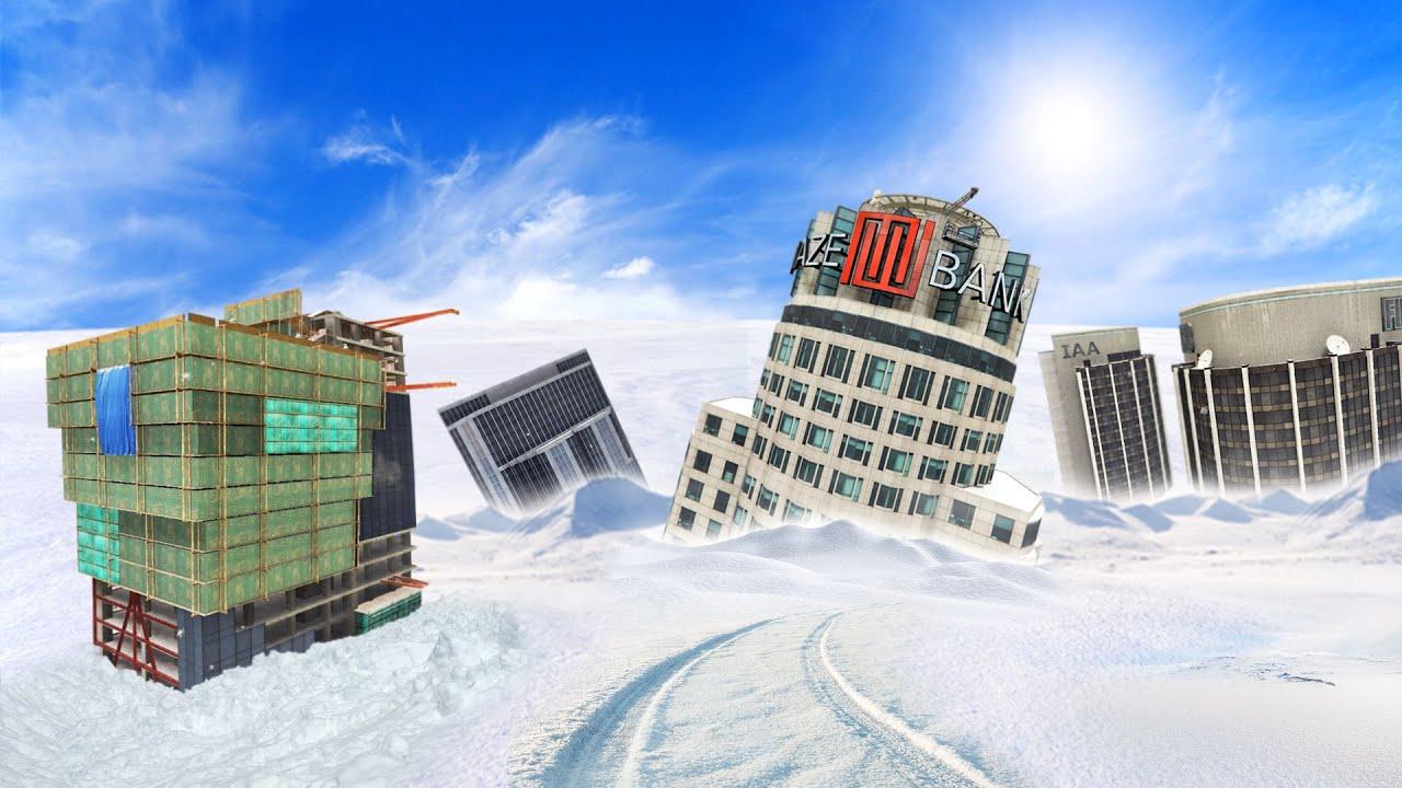 Download العودة إلى العصر الجليدي في لعبة جي تي أي 5 | GTA V Ice Age