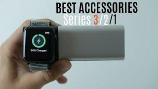 Top 5 Apple Watch Series 3 Accessories!