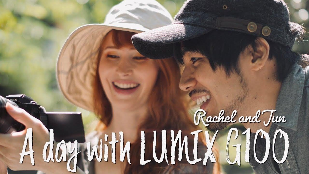 Rachel & Jun - A day with LUMIX G100 | Behind the scene of G100【パナソニック公式】