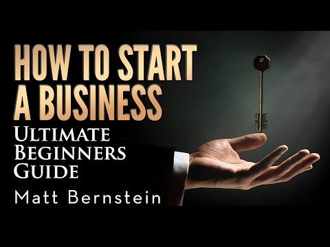 How to Start a Business: Business License in the U.S. in 2016 | The Ultimate Beginners Guide