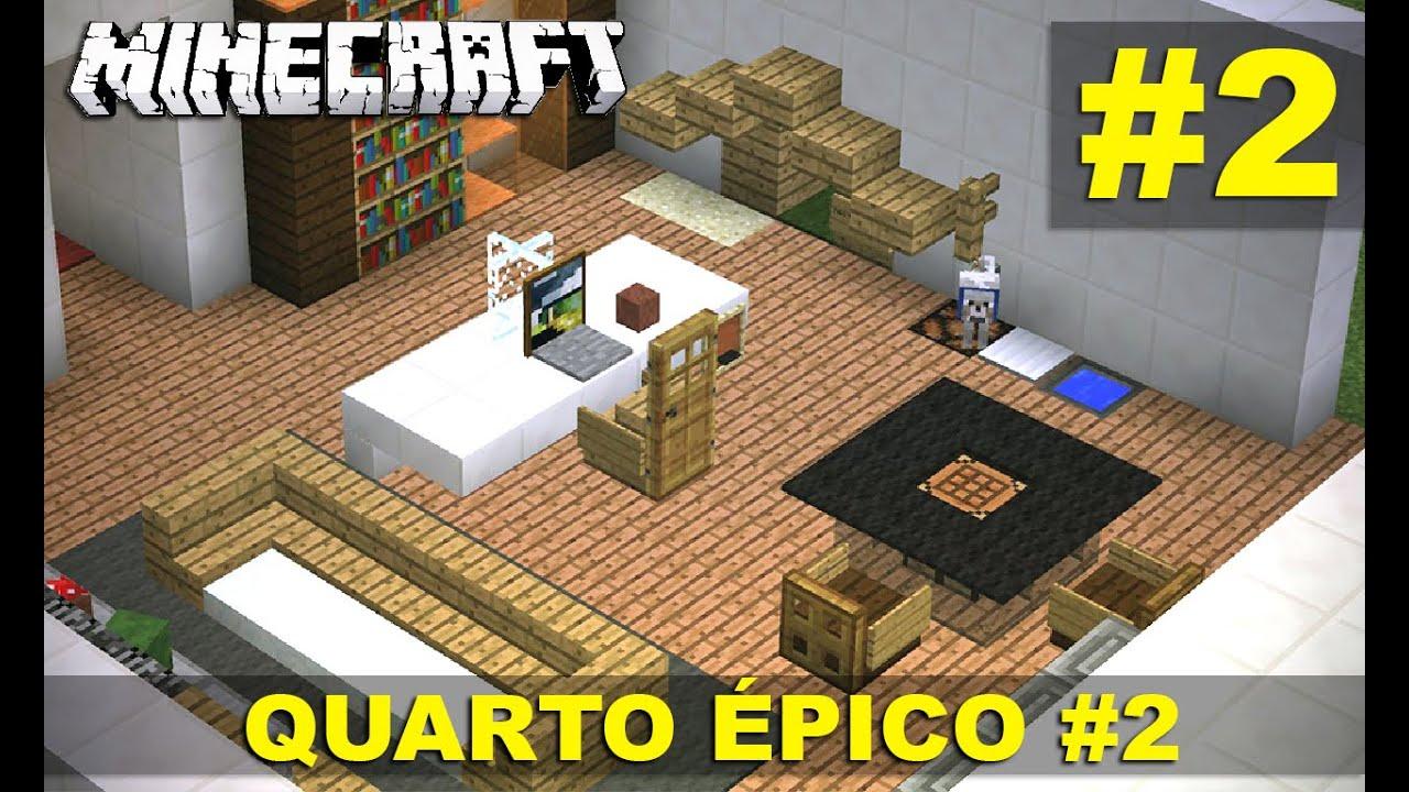 Minecraft tutorial quarto pico 2 parte 2 youtube for Minecraft moderno
