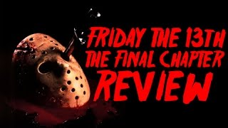 Friday The 13th: The Final Chapter - Horror Review
