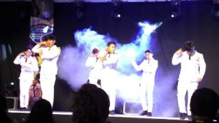 exo call me baby dance cover by xyx
