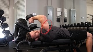 Build Bigger Arms - 2 Tricep Exercises Using Time-Under-Tension