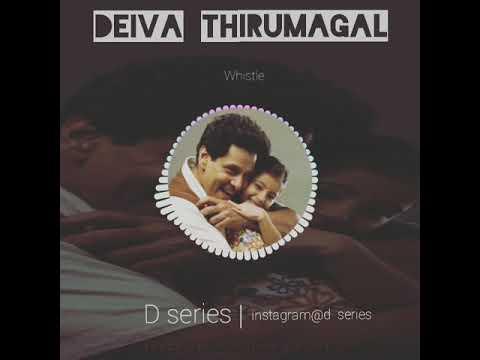 Deiva thirumagal tamil movie whisle bgm whatsup status