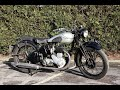 1947 BSA M21 650cc Rigid British Motorcycle for Sale