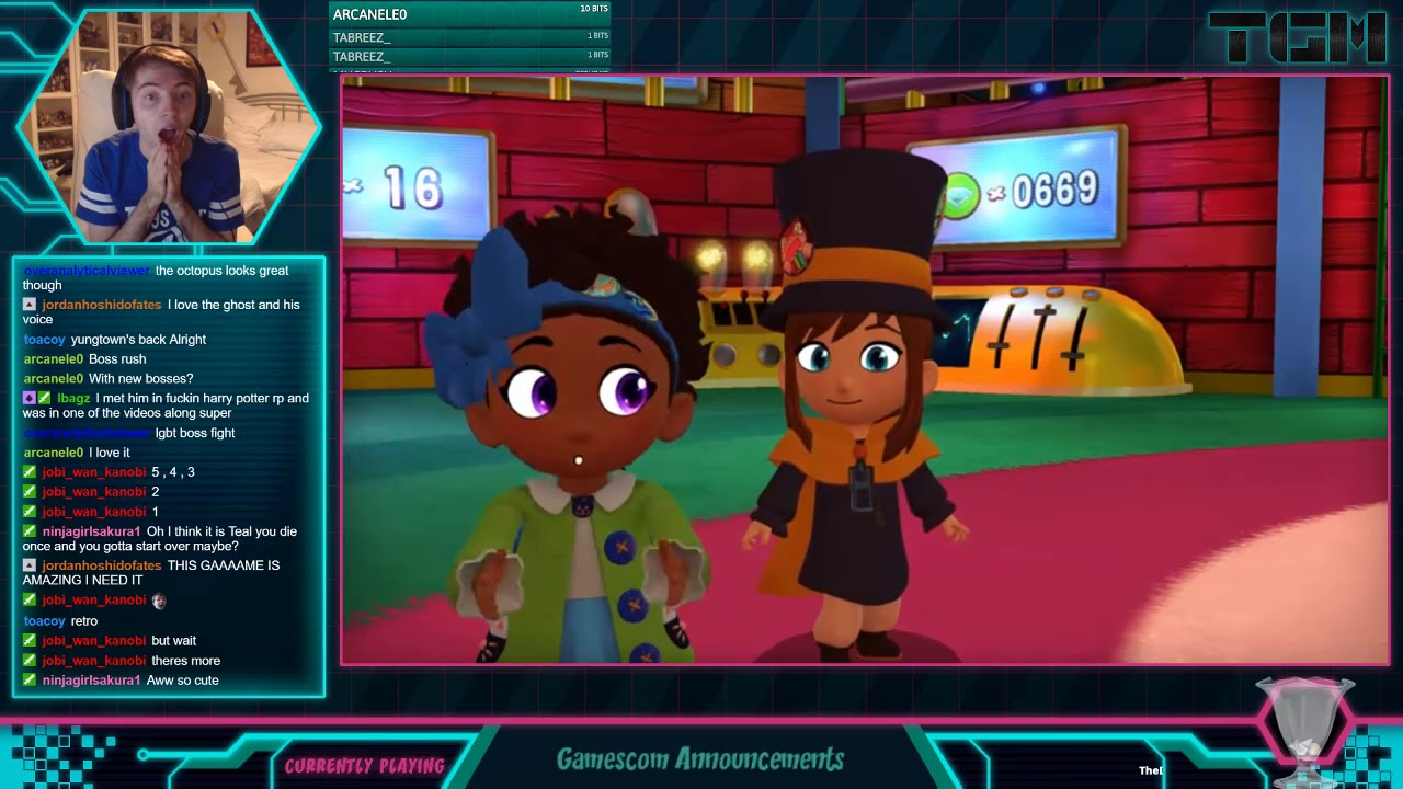 33a7bb6451d78 A Hat in Time Seal The Deal DLC REACTIONS! - YouTube