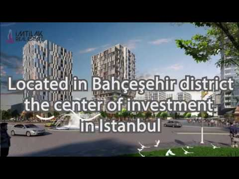 Apartments for sale in istanbul - Star Bahcesehir Project
