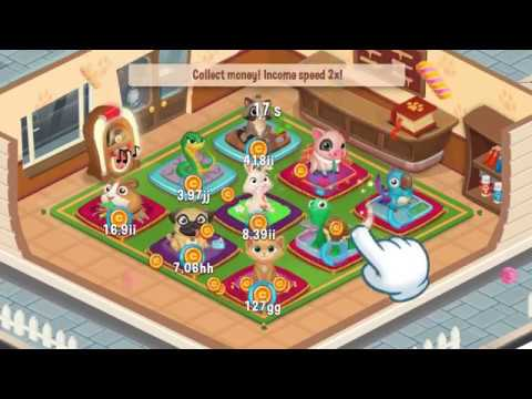 Pets Hotel: Idle Management & Incremental Clicker - Apps on