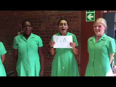 Robo Rhino - Pretoria High School  for Girls robotics team
