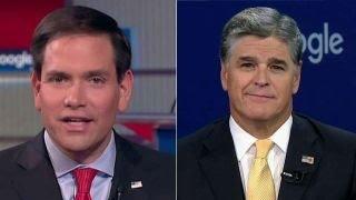 Rubio: Cruz is trying to 'trump' Trump on immigration