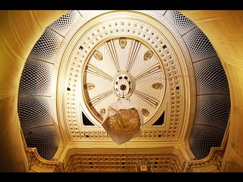 Wiedereröffnung Staatsoper Unter Den Linden - erster Blick in den Zuschauerraum