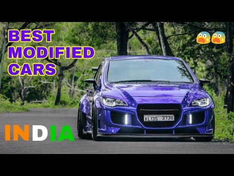 TOP 10: BEST Modified Cars in INDIA (Part 12) ! ! !