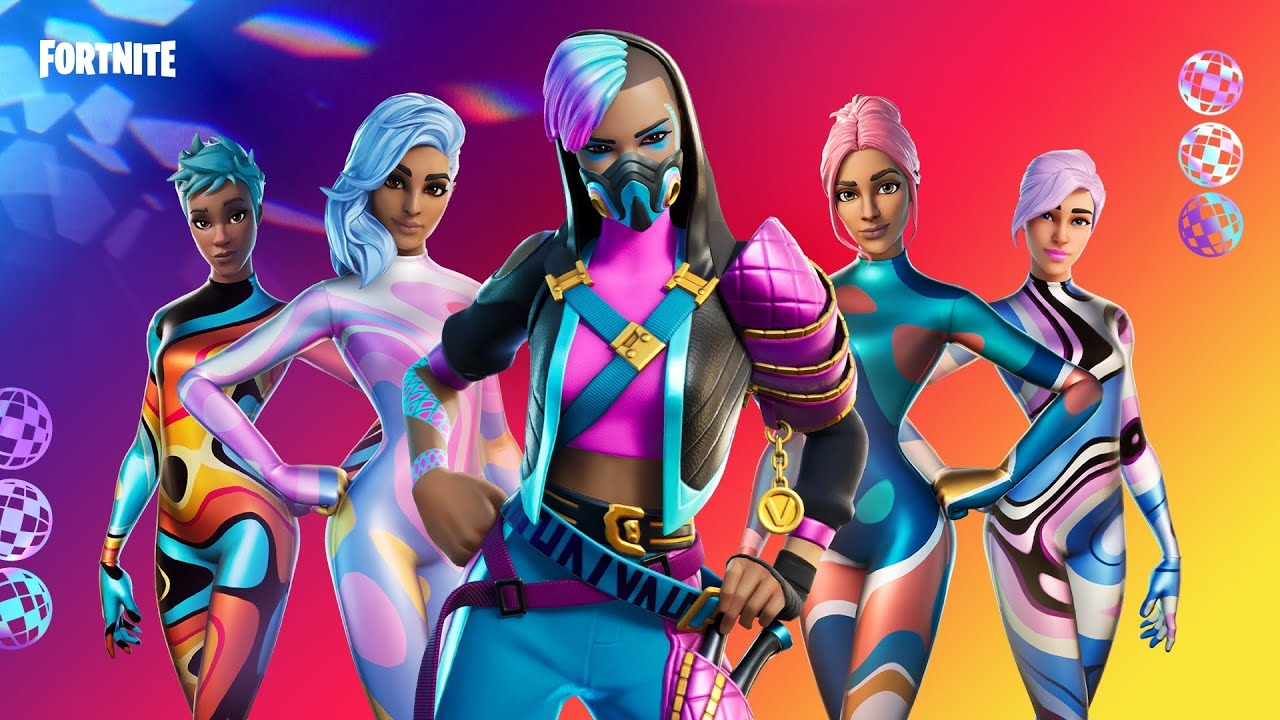 GLOW SKINS BACK IN FORTNITE TODAY! (Item Shop Update)