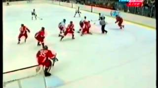 OG Nagano 1998 hockey final game - Highlights