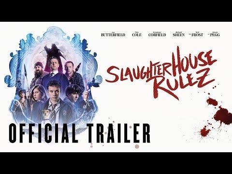 Slaughterhouse Rulez: una inusual comedia de terror