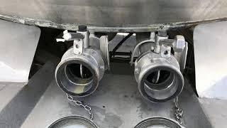 Remorque ETA Citerne alimentaire Citerne INOX 14000 litres Chateauroux Poids Lourds S.A.