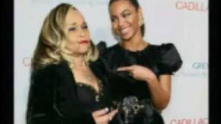 Etta James Fighting With Beyonce