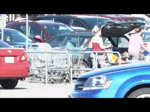 2nd Razor Blade Found On Walmart Shopping Cart