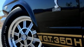 1966 Ford Mustang GT-350H Tribute -Test Drive - Viva Las Vegas Autos
