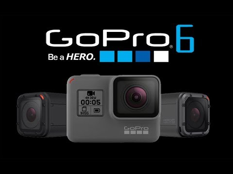 gopro hero 6 release rumors predictions youtube. Black Bedroom Furniture Sets. Home Design Ideas