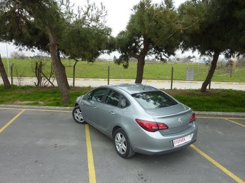 TEST | Opel Astra Sedan