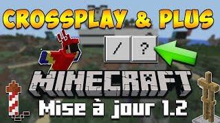 LA MISE À JOUR RÉVOLUTIONNAIRE: CROSSPLAY, AJOUTS DE MC JAVA ! ~ Minecraft PE/Consoles: MàJ 1.2