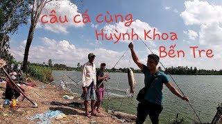 Hơn trăm ký cá các loại tại 1 điểm câu, nhìn kéo cá lên mà run tay   Săn bắt SÓC TRĂNG  